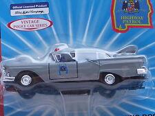 1957 Ford 1:43 Scale ALabama State Police Car for O Gauge Lionel & MTH K-Line RR