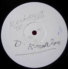 "Beres Hammond Respect To You 12""Lovers WHITE LABEL PROMO Penthouse PHRI 10 VINYL"