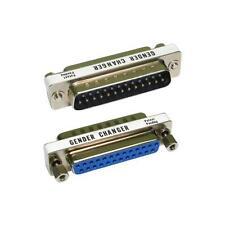 Gp898 d25 25 pin maschio a femmina Adattatore convertitore da seriale