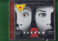 SCREAM 2 OST COLONNA SONORA  CD NUOVO SIGILLATO