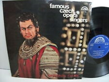 1 12 0706  Famous Czech Opera Singers Antonin Svorc Baritone