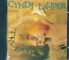 CD ALBUM 10 TITRES--CYNDI LAUPER--TRUE COLORS--1986