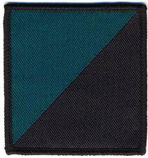 Royal Irish D-Z FLASH - nero e verde - Panno Toppa