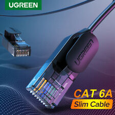 Ugreen Cat 6A Ethernet LAN Network Cable 4 RJ45 Twisted Pair Patch Internet Cord