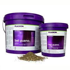 Plagron Bat Guano 1L Pot 5L Bucket Organic Fertiliser for Smell and Taste