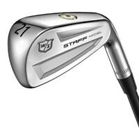 Wilson Staff Golf Staff Model Utility Iron (18* Stiff KBS Hybrid Shaft)