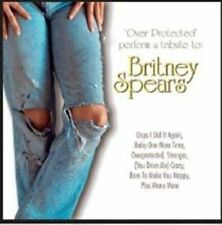 NEW CD.A Tribute to Britney Spears.Over Protected