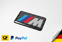 1 Stuck Original BMW  Aufkleber Emblem M Plakette für Alufelgen 3611222866
