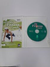 My Fitness Coach - Nintendo  Wii Game