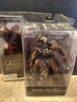 Attila the Hun @ Conan the Indomitable Action Figures Sold Together
