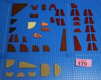 3020 REDDISH BROWN RBJ21 LEGO Plate 2 x 4 x 54