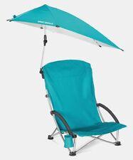 61138 SKLZ Sport Brella Beach Chair Strandstuhl Sonnenschirm Sonnenschutz UPF50+