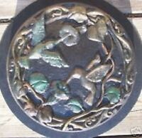 """Celtic knot stepping stone mold plaster concrete cement casting mould 12/"""" x 2/"""""""