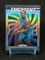 2019-20 Panini Prizm PJ Washington RC, Silver Emergent Rookie, Hornets