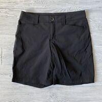 Eddie Bauer casual Travex outdoor stretch Shorts Womens Size 4