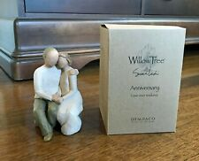 Willow Tree Susan Lordi Anniversary Love ever endures Sculpted Figurine Demdaco