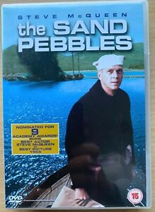 The Sand Pebbles DVD 1966 War Film Movie Classic with Steve McQueen