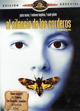 EL SILENCIO DE LOS CORDEROS EDICION ESPECIAL  DVD PRECINTADO DONCHOLLO
