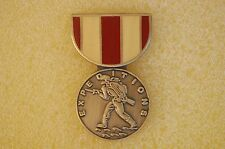 US USA USMC Marine Corps Expeditions Medal Military Hat Lapel Pin