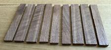 🌳9 x Walnut Hardwood Timber Offcuts,- Wood Arts & Crafts 200