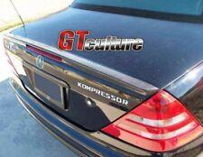 Fit for CARBON FIBER 1998-2004 R170 SLK SLK32 SLK230 REAR WING TRUNK SPOILER