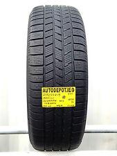 235/55R19 PIRELLI SCORPION ICE&SNOW 105H XL Part worn tyre (W419)