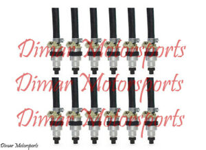 Upgrade Flow Matched Fuel Injector Set 5.3L XJS Replacements for 0280150161