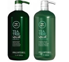 Paul Mitchell Tea tree special liter duo shampoo and conditioner 33.8 fl.oz.
