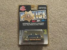 Racing Champions Police Usa 1958 58 Ford Edsel Allen Park Mi 1:64 Moc 1999