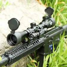 Pinty Illuminated Rangefinder Rifle Scope 3-9X40mm Green laser kits for Hunting