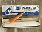Vintage Traum Marking Set Bakelite in Original Box