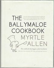 Myrtle Allen THE BALLYMALOE COOKBOOK Gill Macmillan 2014