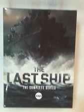 . The last ship complete series DVD collection, season 1-5, 15-discs Boxset