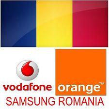 ROMANIA SAMSUNG GALAXY NOTE 8 S8 S8+ S7 S7 EDGE S6 S5 A5 NOTE 5 4 3 UNLOCK CODE