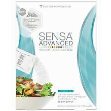 2016 Sensa Advanced Months 3 & 4 - Weight Loss Management Dietary Supplement
