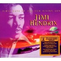 "JIMI HENDRIX ""FIRST RAYS OF THE NEW RISING SUN"" CD NEW+"