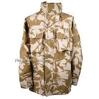 British Army Desert Camo Gortex Jacket in New Condition