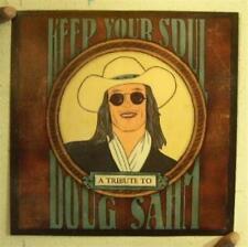 Doug Sahm Keep Your Soul Poster The Texas Tornados