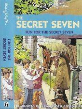 ENID BLYTON FUN FOR THE SECRET SEVEN CASSETTE DRAMATISED ADVENTURE
