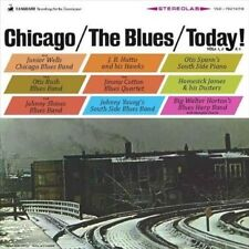 Chicago/The Blues/Today! by Various Artists (Vinyl, Jun-2011, Pure Pleasure Records)