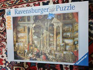 RARE - Ravensburger Jigsaw Puzzle - 5000 Piece, Views of Modern Rome. Sealed