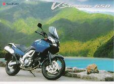 Suzuki DL650 GB Sales Brochure DL650 V-Strom DL650K4