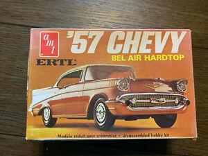 1957 Chevy Bel Air Hardtop AMT 1/25 NIOB! *VINTAGE* ▓RARE▓ OLDER ISSUE 210 150
