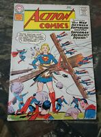 1961 DC Action Comics #276 1st App Brainiac 5 Sun Bouncing Boy