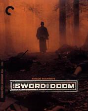 Sword of Doom blu-ray Criterion