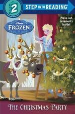 The Christmas Party - Disney Frozen - Step into Reading - NEW