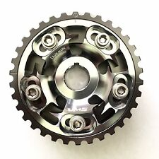 HONDA CIVIC SINGLE CAM GUNMETAL ADJUSTABLE CAM GEAR 88-00 D-SERIES D15 D16 D17