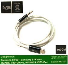USB Typ C zu 3,5 mm Klinke auf AUX Kopfhörer Adapter Huawai Samsung Galaxy S20