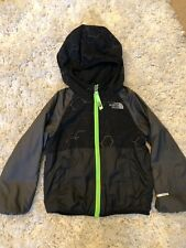 North Face Boys Toddler Reversible Hooded Jacket 3T