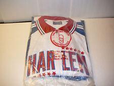 New Harlem Globetrotters Warm Up Jacket and Sweat Pants 5Xl Meadowlark Lemon